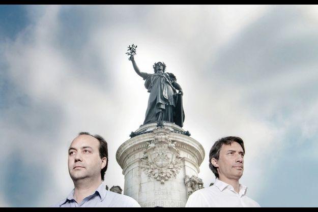 Jules et Gédéon Naudet