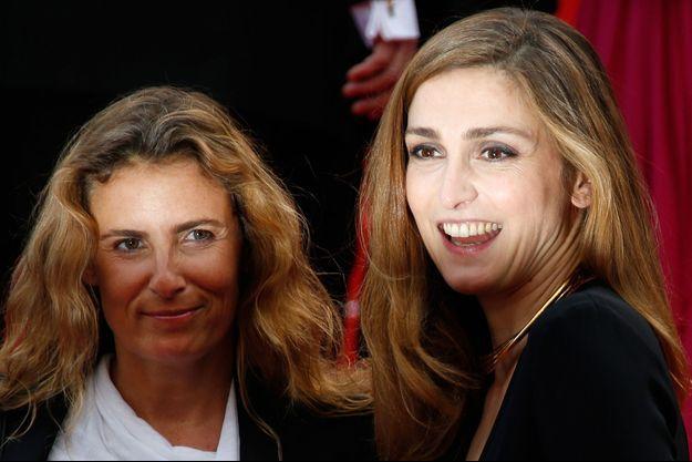 Liza Azuelos et Julie Gayet ont coproduit le film avec la société Rouge International.