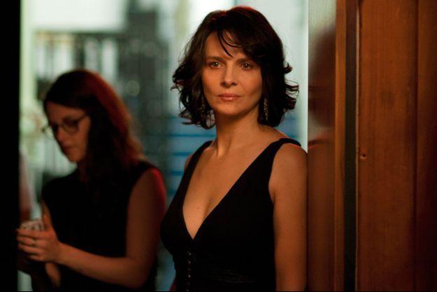 Juliette Binoche dans «Sils Maria», d'Olivier Assayas.