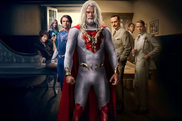 """""""Jupiter's Legacy"""" sur Netflix, à partir du 7 mai."""