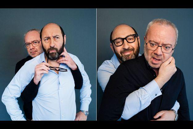 Kad et Olivier: vingt ans d'humour et d'amitié.