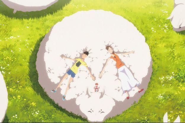 "Image extraite de ""Wonderland"" de Keiichi Hara"