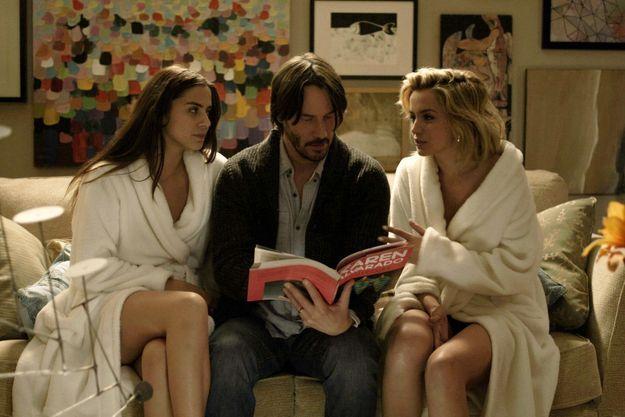 D'Eli Roth, avec Keanu Reeves, Lorenza Izzo, Ana de Armas