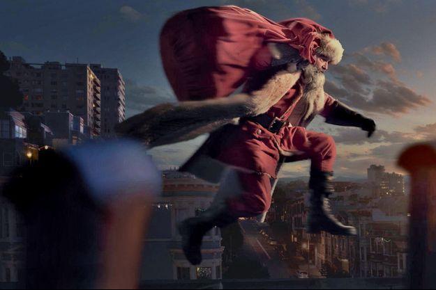 « Les chroniques de Noël », actuellement sur Netflix, avec Kurt Russel.