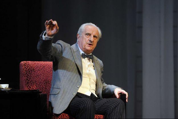 Michel Aumont en 2011