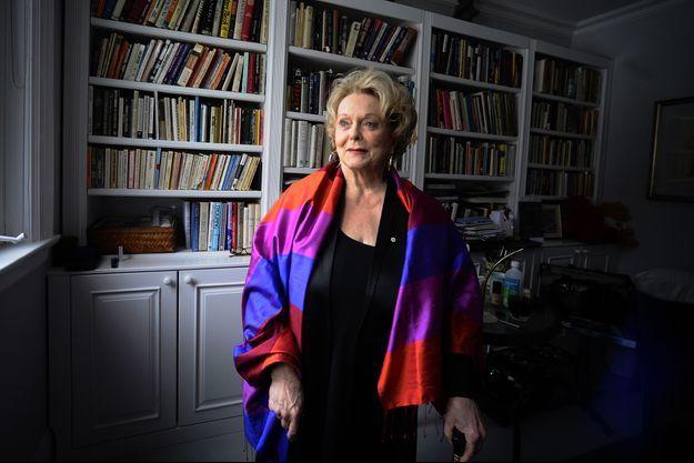 Shirley Douglas en 2013