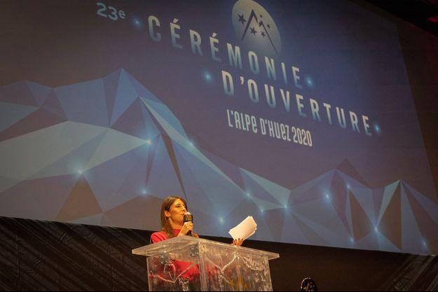 La cérémonie d'ouverture de l'édition 2020.