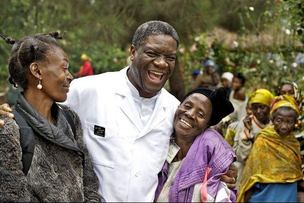 Denis Mukwege est une des grandes figures de la lutte contre les violences faites aux femmes.