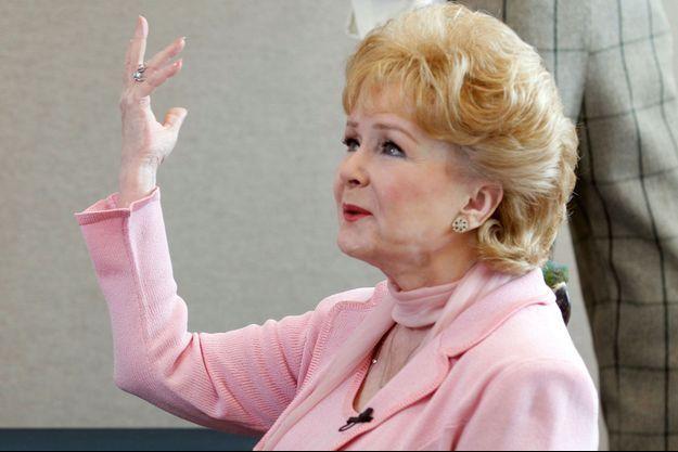 Debbie Reynolds, ici en 2011.