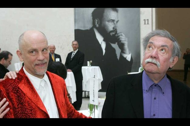 Raoul Ruiz et John Malkovitch