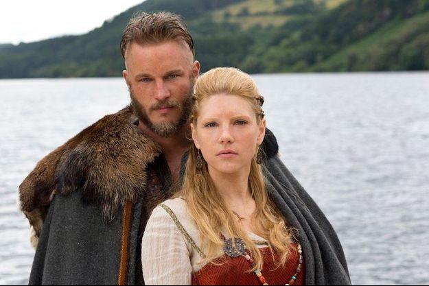 La série «Vikings», produite dans les studios Ashford
