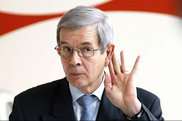 Philippe Varin, futur président du conseil d'administration d'Areva.
