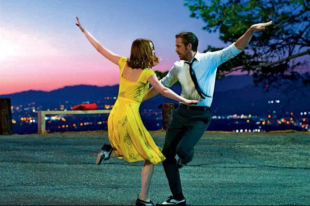 «La La Land», de Damien Chazelle, avec Emma Stone Ryan Gosling, sortie le 25 janvier.