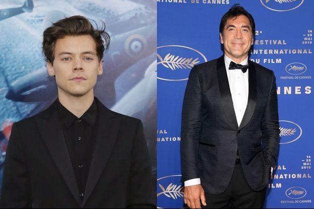 Harry Styles et Javier Bardem