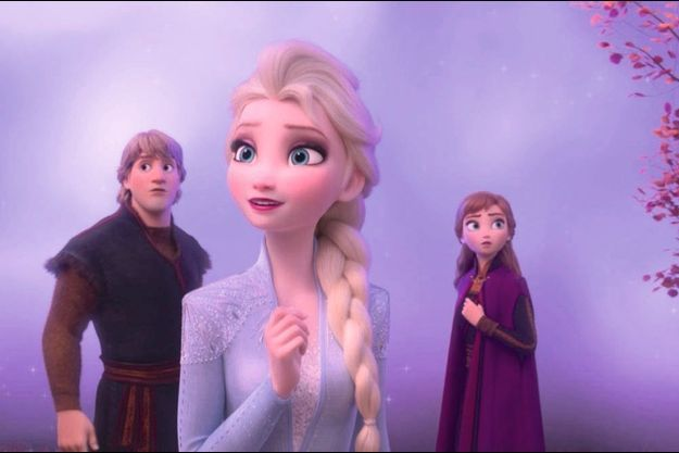 Jennifer Lee, première femme réalisatrice de l'histoire des studios Disney, est aux manettes de cette suite.