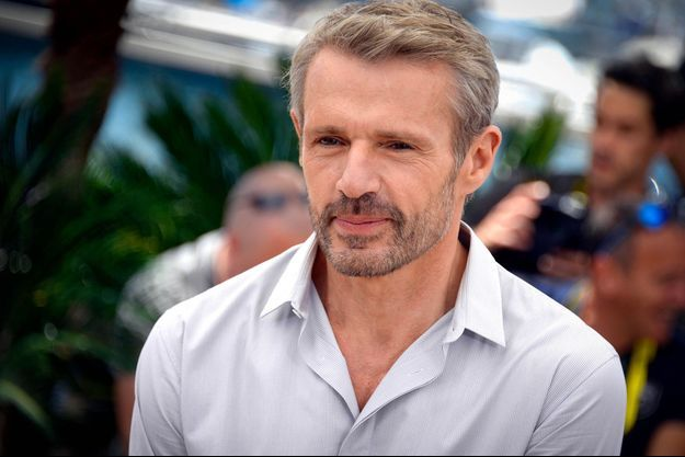 Lambert Wilson à Cannes le 18 mai 2015.