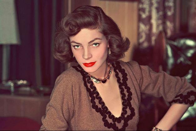 Lauren Bacall est morte à 89 ans.