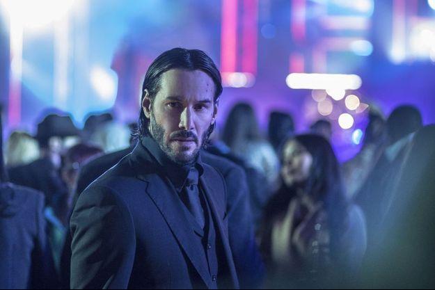 """Keanu Reeves dans """"John Wick 2""""."""