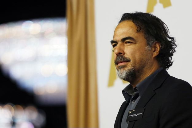Le cinéaste mexicain Alejandro Gonzalez Iñarritu