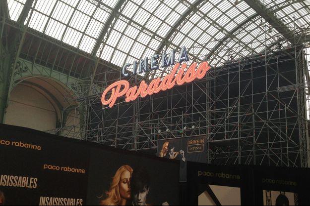 Le Cinéma Paradiso, du 10 au 21 juin au Grand Palais.