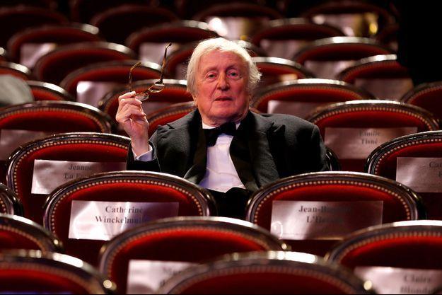 Claude Rich en 2013.