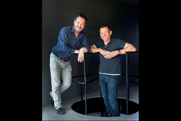 Guillaume Gallienne et Dany Boon