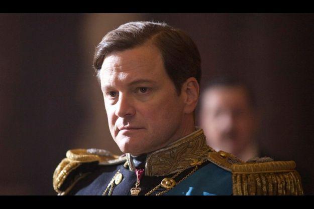 Colin Firth, formidable dans le rôle de George VI.