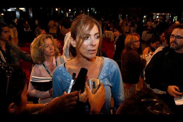 Kathryn Bigelow n'a pas fini de répondre aux questions sur son prochain film.