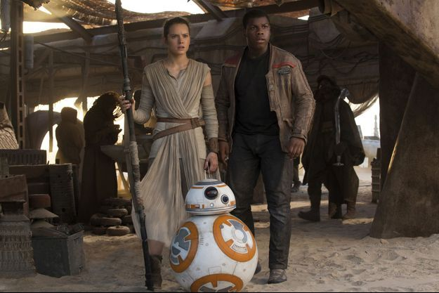 """""""Star Wars : Le Réveil de la force"""" est en lice pour devenir le film le plus rentable de l'histoire."""