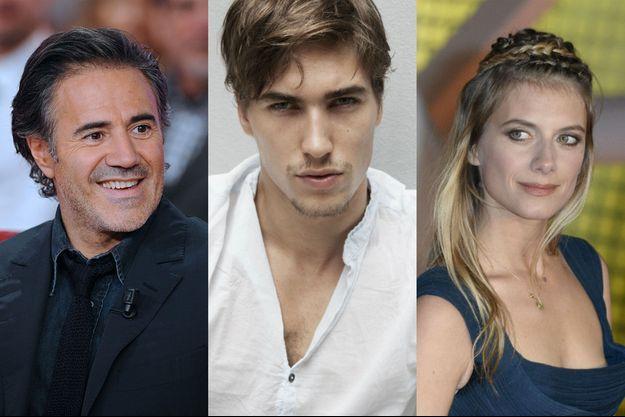José Garcia, Omer Dror (qui interprétera le chanteur) et Mélanie Laurent seront à l'affiche du biopic consacré à Mike Brant.