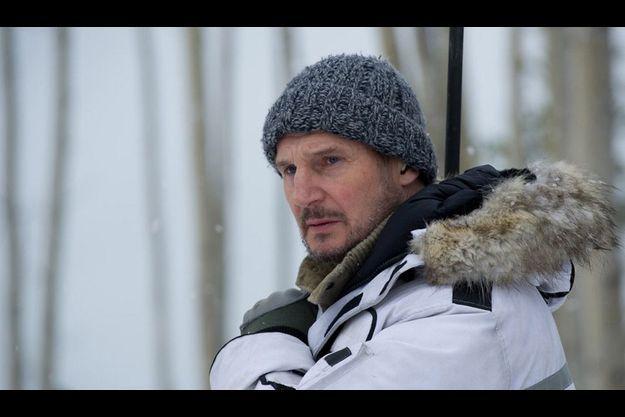 """Liam Neeson dans """"Le Territoire des loups"""""""