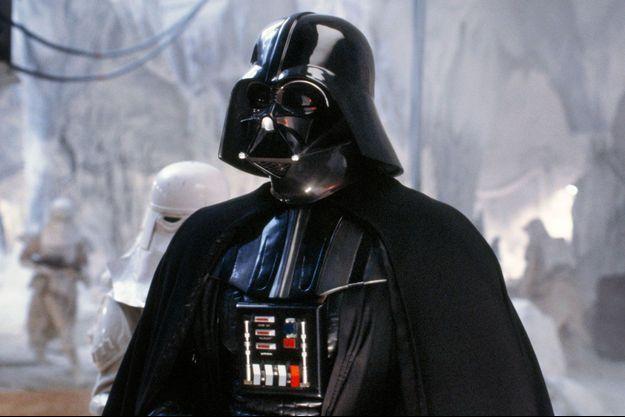 """Dark Vador dans """"L'empire contre-attaque""""."""