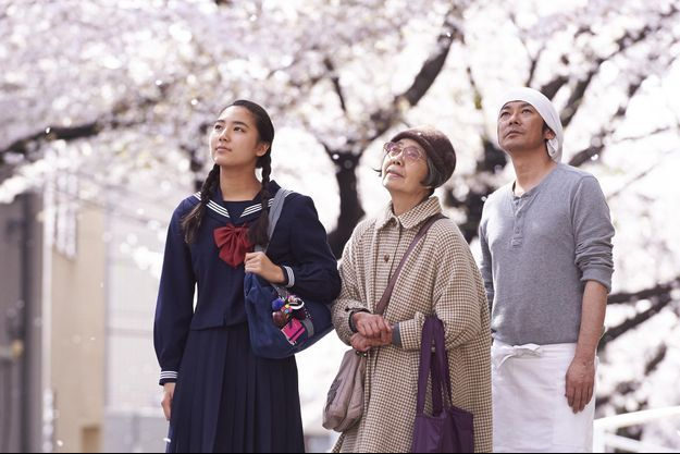 Avec Kirin Kiki, Masatoshi Nagase, Kyara Uchida