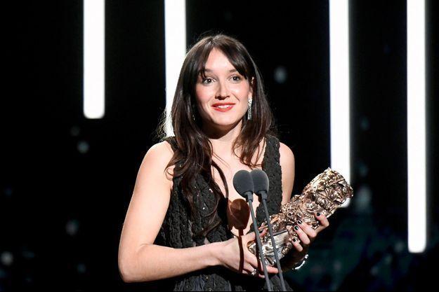 Anaïs Demoustier, César de la meilleure actrice 2020 (photo d'illustration).