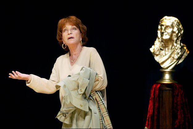 Maria Pacôme au théâtre