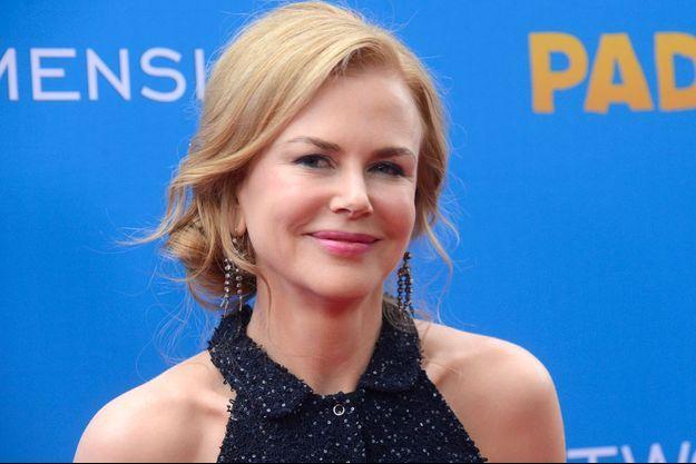 Nicole Kidman est attendue ce vendredi.
