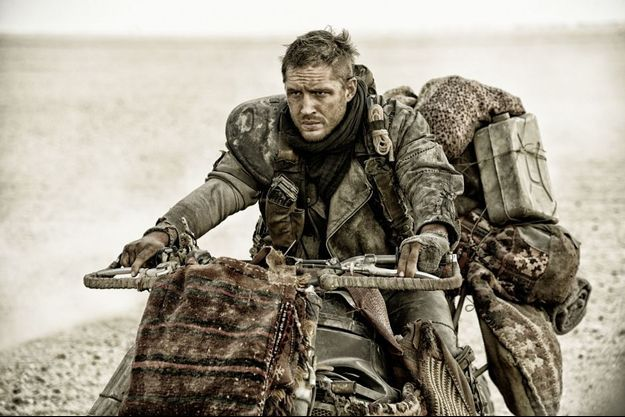 "Tom Hardy dans ""Mad Max: Fury Road"""