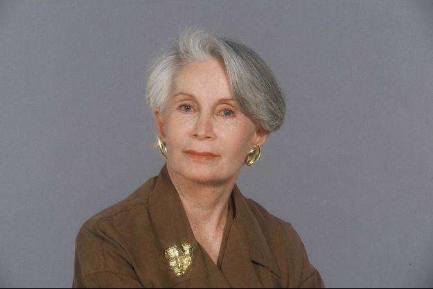 Fernande Grudet, plus connue sous le nom de Madame Claude.