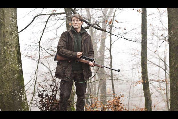 Mads Mikkelsen dans «La chasse», de Thomas Vinterberg.