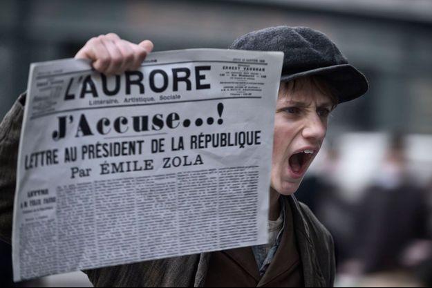 """Une image du film """"J'accuse"""" de Roman Polanski."""
