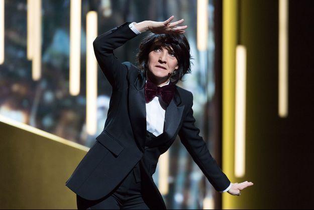 Florence Foresti aux César 2016
