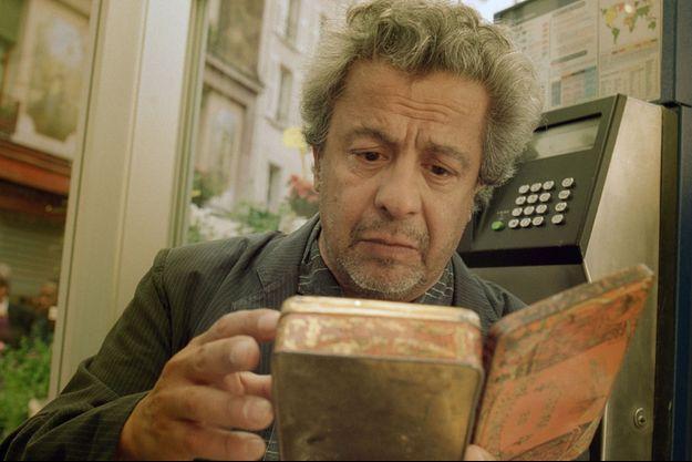 """Maurice Bénichou, ici dans """"Le fabuleux destin d'Amélie Poulain""""."""
