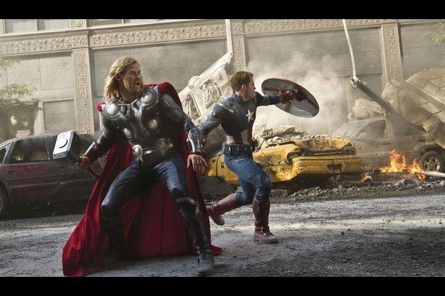 """""""Avengers"""", sortie prévue en avril."""
