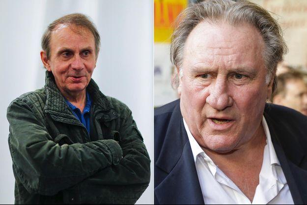 Michel Houellebecq, Gerard Depardieu