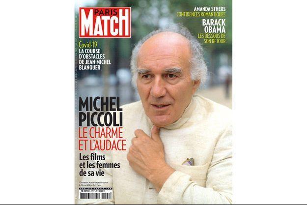 Michel Piccoli en 1991.