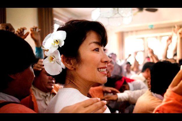 "Michelle Yeoh dans ""The Lady"""