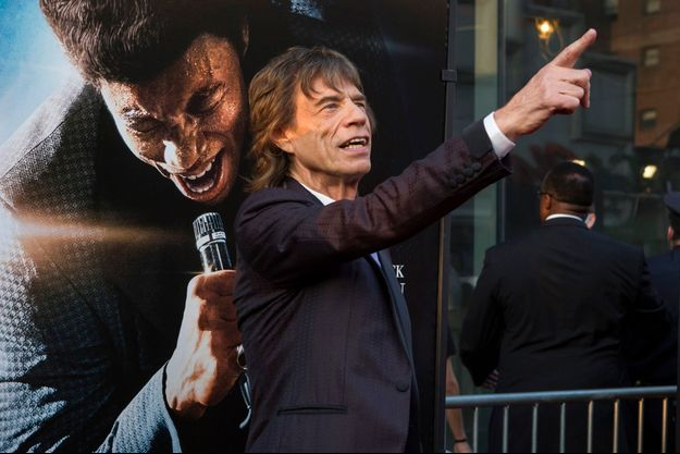 Mick Jagger a produit le biopic consacré à James Brown.