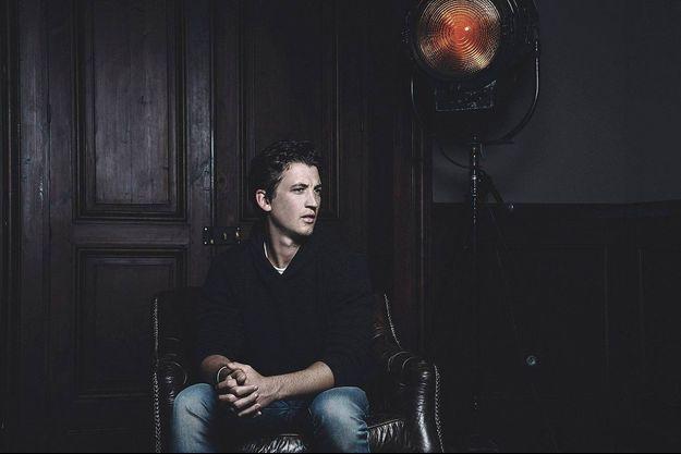 Miles Teller, lors du Festival de Deauville 2014.