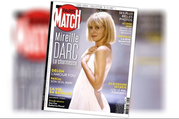 Mireille Darc hors-série