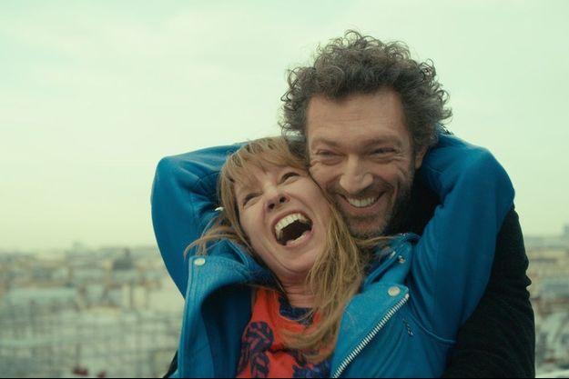 """Emmanuelle Bercot et Vincent Cassel dans """"Mon Roi"""" de Maïwenn"""